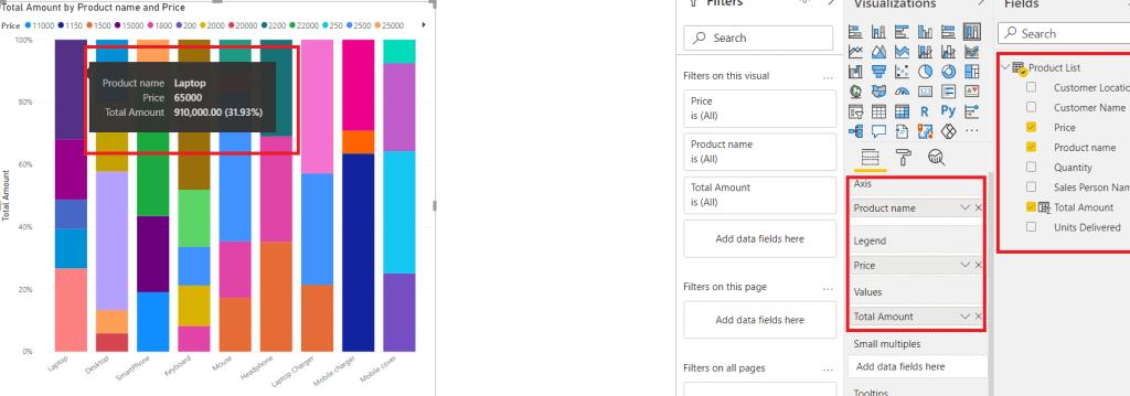 create power bi dashboard from SharePoint list