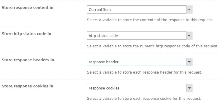 nintex workflow examples web request action