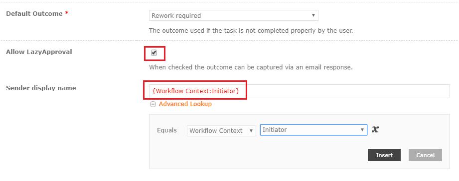 nintex workflow lazy approval