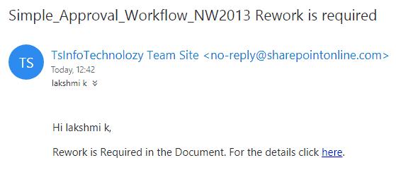 nintex workflow document approval