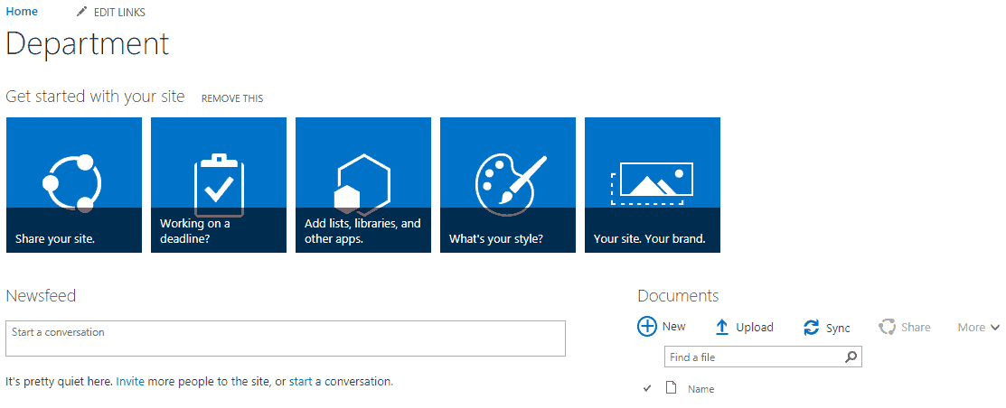 office 365 create site collecton using nintex workflow