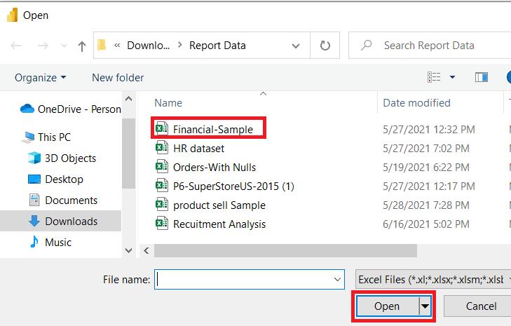 How to Create combo chart on Power BI