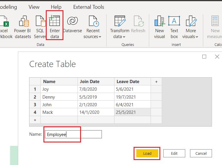 Circular dependency on Power BI Date table