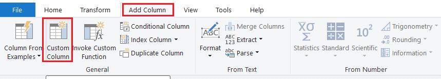 Power bi format date as text