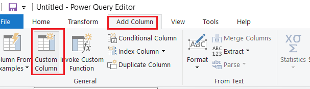 Power bi date difference in query editor