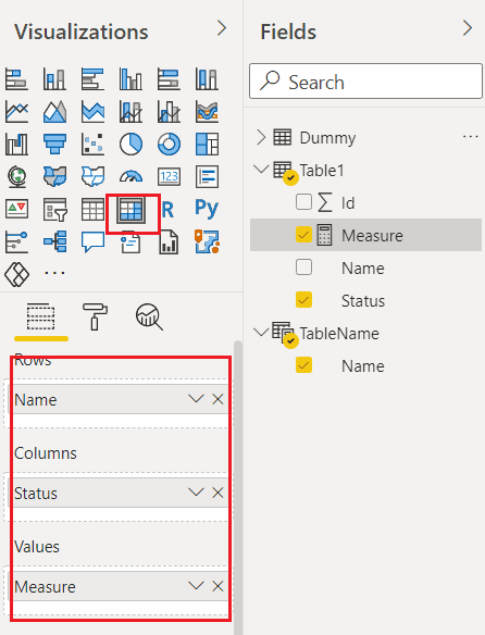 power bi show items with no data as 0