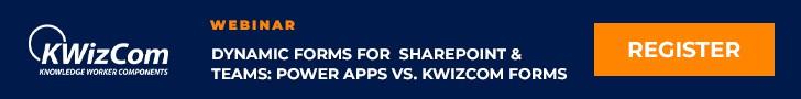 Power Apps vs KWizcom Forms
