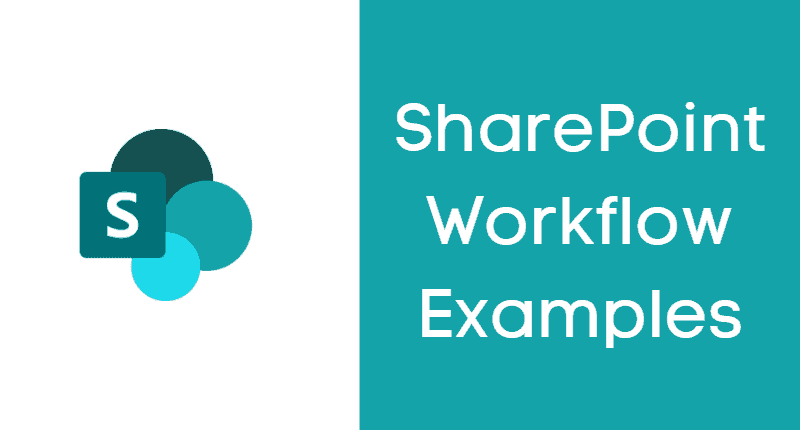 SharePoint workflow examples